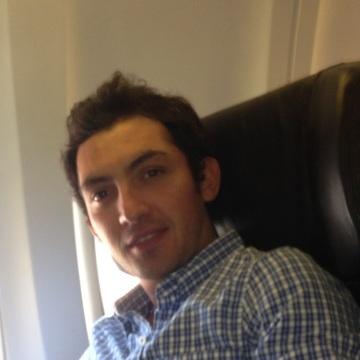 Arturo Martínez Anemone, 32, Mexico, Mexico