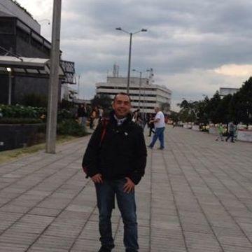 Jose Roa, 41, Santa Marta, Colombia
