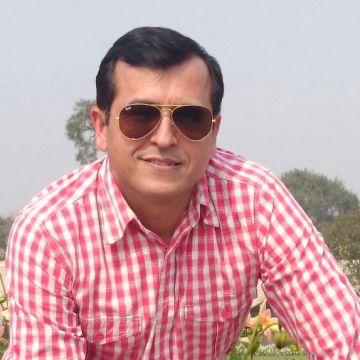 Dingy , 37, Delhi, India