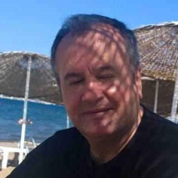 Kemal Özdemir, 56, Istanbul, Turkey