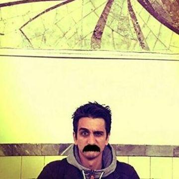 Hüseyin Zıngıl, 31, Istanbul, Turkey