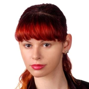 Katrina Benderskaya, 20, Warsaw, Poland