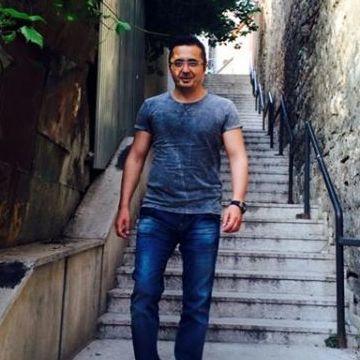 Cengiz Güleç, 37, Istanbul, Turkey