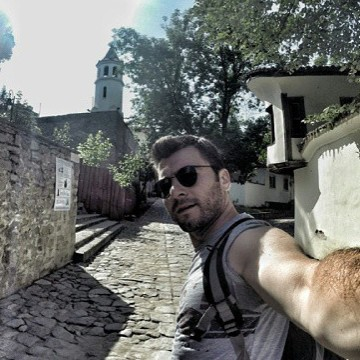 Emre Senol, 32, Istanbul, Turkey