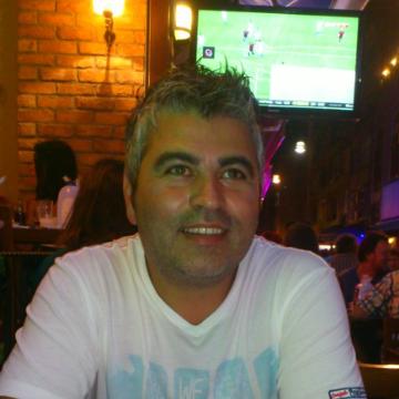 burak, 40, Istanbul, Turkey