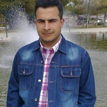 Şerif Ahmet Türkmen, 30, Istanbul, Turkey