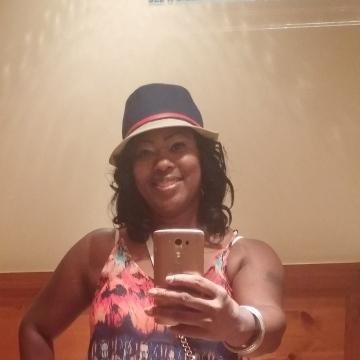 Jamaa Worthman, 35, Indianapolis, United States