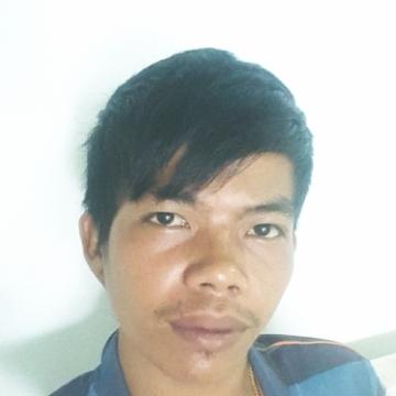 Supisit Kumsuk, 25, Bangkok Noi, Thailand