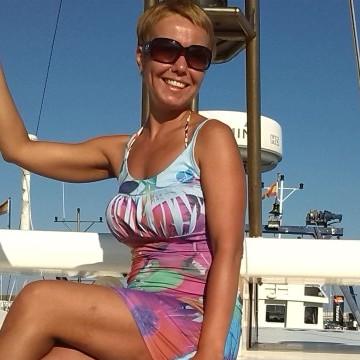 IRINA, 37, Chania, Greece