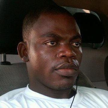 francis Anderson , 34, Accra, Ghana