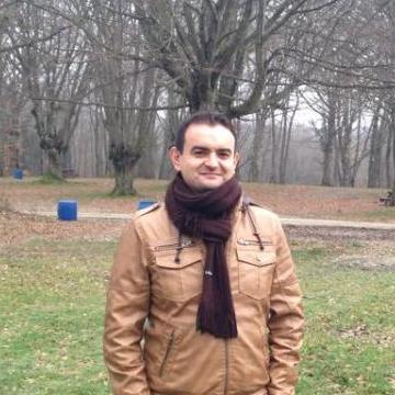 Ozan Konyar, 37, Tekirdag, Turkey