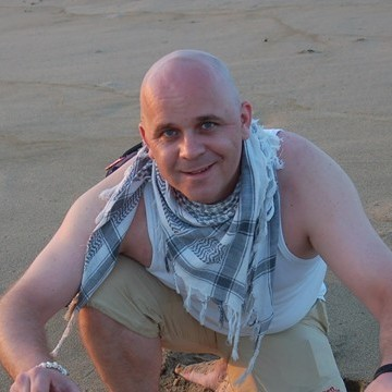 Niels Oostervink, 34, Nijmegen, The Netherlands