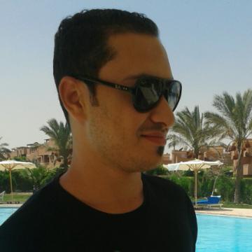 Salah, 26, Cairo, Egypt