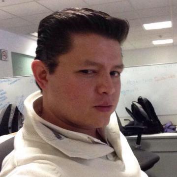 Edgar Palacios, 30, Mexico, Mexico