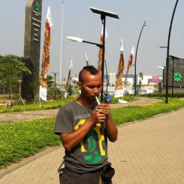 Dhany Ramdhani, 39, Bandung, Indonesia