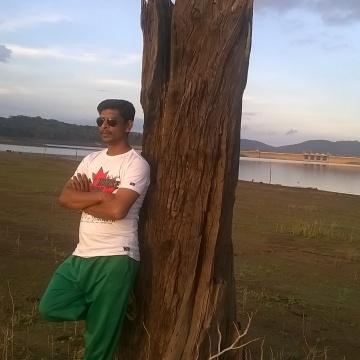 shahulhameed, 40, Bangalore, India