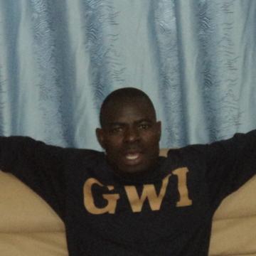 kombat, 39, Accra, Ghana