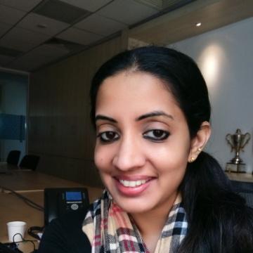 Sheeba Joseph, 36, Bangalore, India