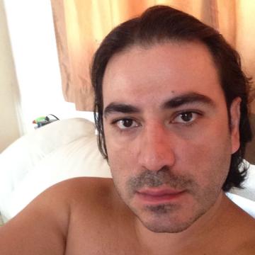 Adrián Zaher, 35, Mexico, Mexico