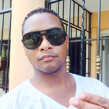 Jayko Soto, 30, Santo Domingo, Dominican Republic