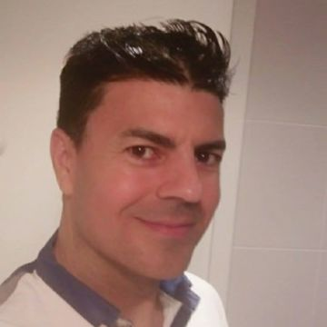 Jordi De Haro Llamas, 45, Badalona, Spain