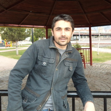 Kara Murat, 34, Antalya, Turkey