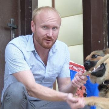 Alexey Zaytsev, 35, Dmitrov, Russia