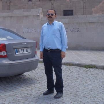 Mahmut Önal, 70, Ankara, Turkey