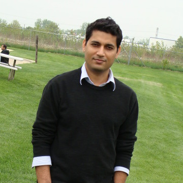 Aravind Nair, 31, Chicago, United States