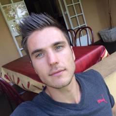 Johan Coetzer, 28, Johannesburg, South Africa