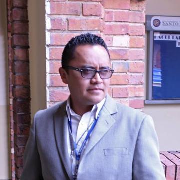 Jhon Umba, 37, Bogota, Colombia