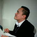 Jhon Umba, 36, Bogota, Colombia