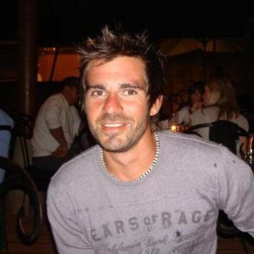 Will Foster, 39, Dubai, United Arab Emirates