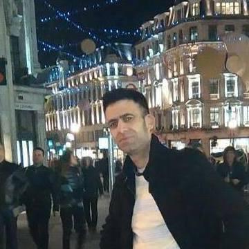 Usman Khalid, 36, London, United Kingdom