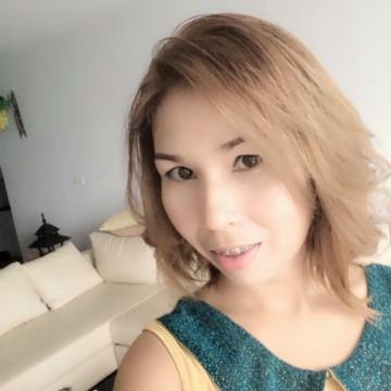 Winatda Sriviset , 30, Bangkok Noi, Thailand