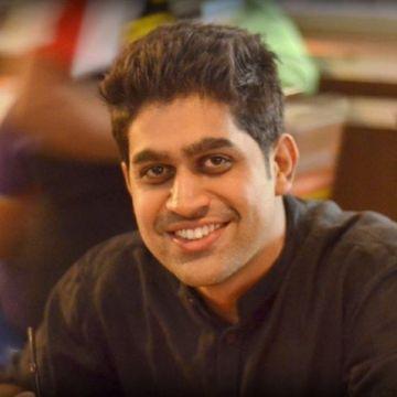 Harsh Goyal, 27, Hyderabad, India