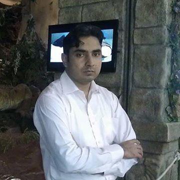 Hussain Ahmed Naveed, 37, Lahore, Pakistan