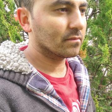 Serkan Yüce, 30, Tekirdag, Turkey