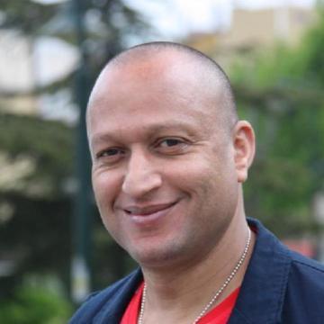 Sam Millheden, 43, Stockholm, Sweden