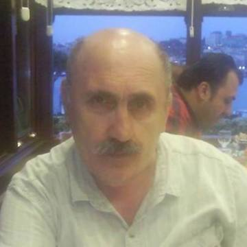 Mehmet Oduncu, 61, Istanbul, Turkey