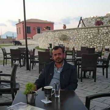 Ghulam Muhammad, 36, Corfu, Greece