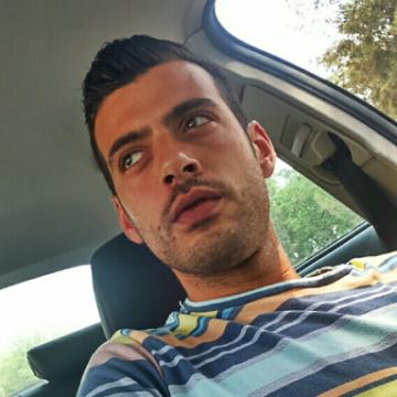 Vicenç Membrado, 29, Barcelona, Spain