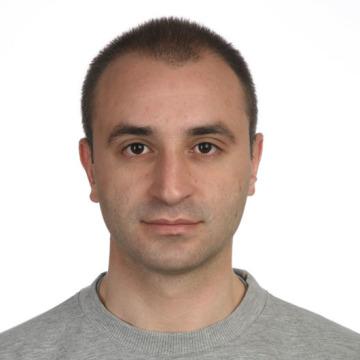 Mucahit Kahveci, 35, Istanbul, Turkey