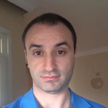 Mucahit Kahveci, 34, Istanbul, Turkey