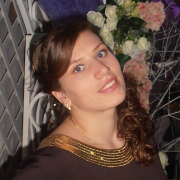 Alina Procopov, , Barletta, Italy