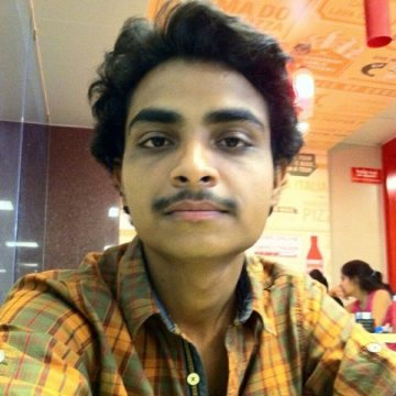 Abhishek Dubey, 21, Ahmedabad, India
