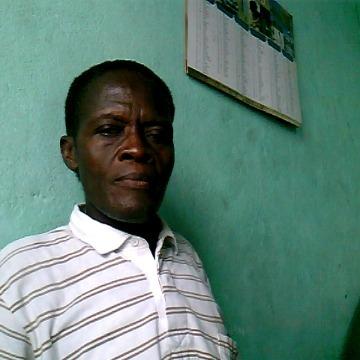 zike Albert, 54, Abidjan, Cote D'Ivoire