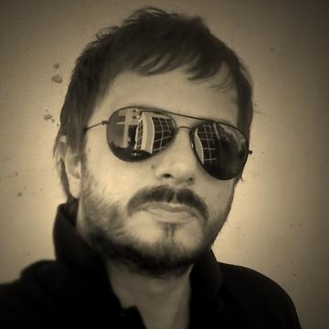 Yannis Koikas, 47, Athens, Greece