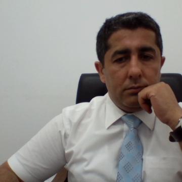 Ali Veliyev, 41, Baku, Azerbaijan