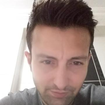 Ulas Bahadin, 35, Kirsehir, Turkey